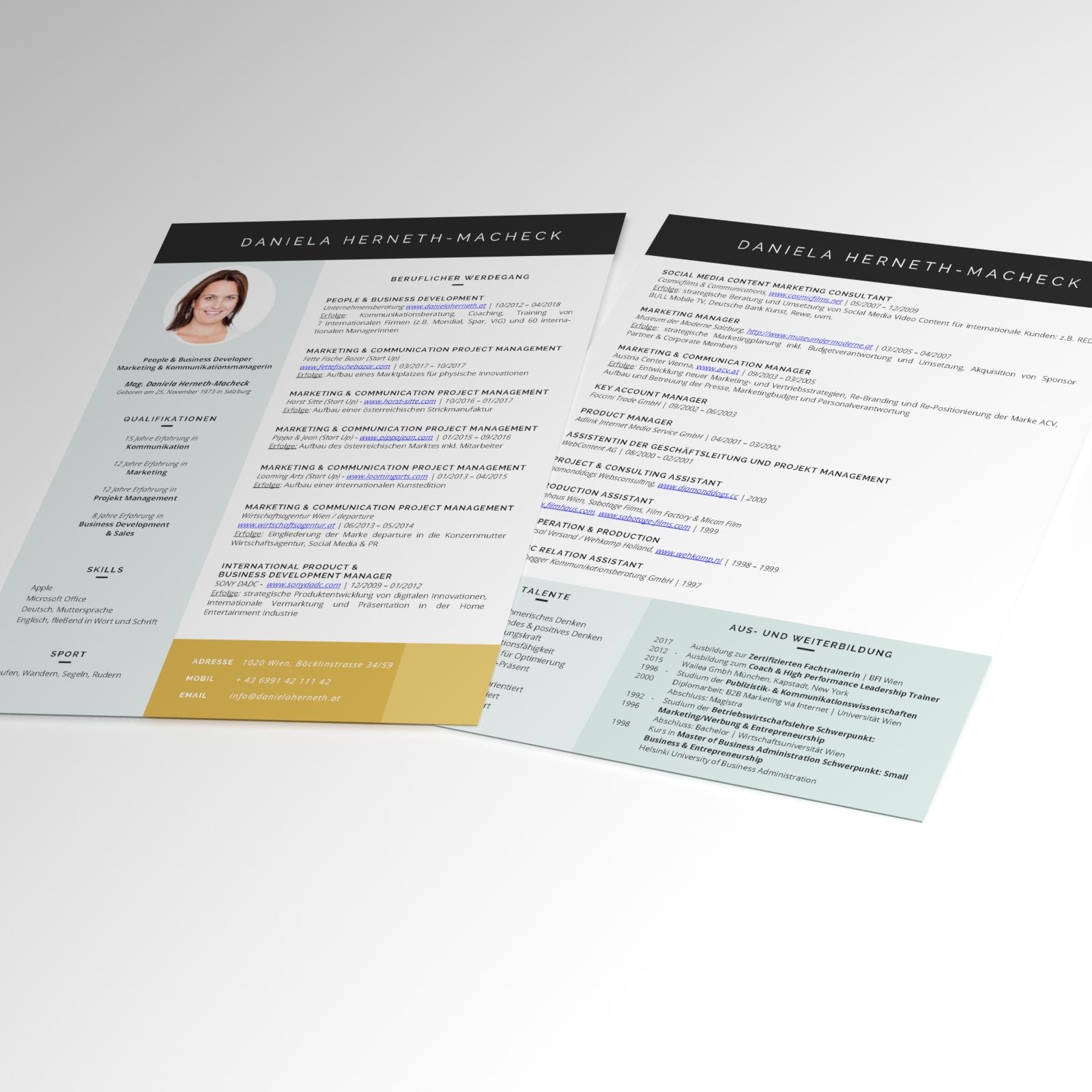 dokumentenvorlagen wien
